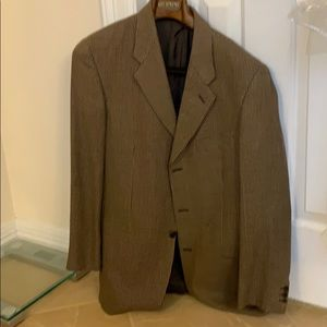 Gently worn Giorgio Armani sports coat 38R